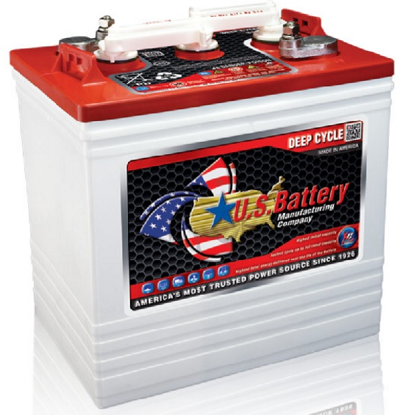 us2200xc US Battery 6 volt 232Ah