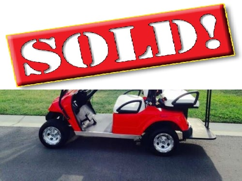 2010 Zone - LSV - Sold