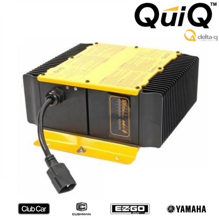 Delta q 36 volt battery charger 36v 21 amp 912 3600 petes golf delta q 36 volt battery charger 36v 21 amp 912 3600 sciox Choice Image