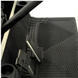 Golf Cart Floor Mat Club Car DS XRT Gorilla Mat