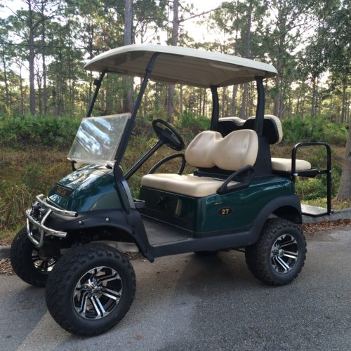 Club Car Gas Golf Cart For Sale 2016 Model Fuel Injected