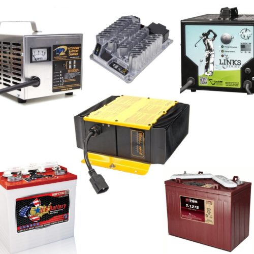 Things To Know Before Buying A New Golf Cart Battery Charger