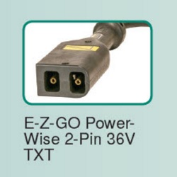 EZGO PowerWise 2 Pin 36 volt Txt connector
