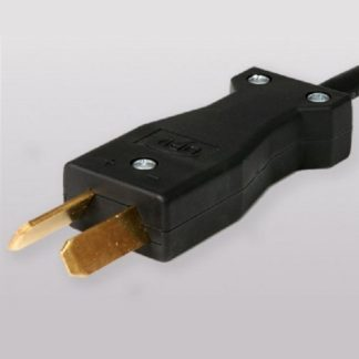 Replacement Golf Cart Charger Plug - Crowsfoot