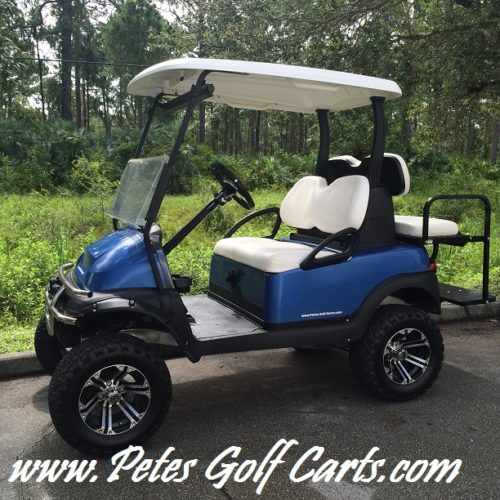 Club Car Golf Cart For Sale 2016 Precedent Gas Model PGC WM