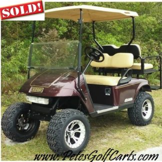 Ezgo 2006 4 seater Front