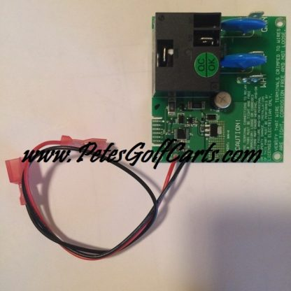 Ezgo Powerwise Charger Circuit Control Board Replacement 36v OE WM PGC