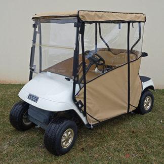 Golf Cart Enclosure Ezgo TxT 1996-2013 Beige