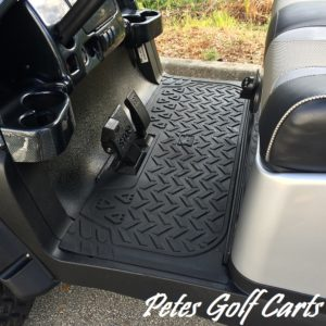 Golf Cart Floor Mat RHOX Rhino Mat PGC