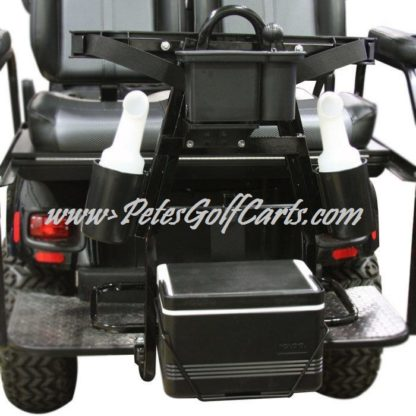 Golf Cart Golf Bag Holder The Ultimate Caddy PGC WM