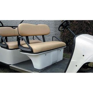 Golf Cart Kit Seat Pod Assembly Tan Center Seat E-Z-Go TXT