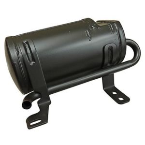Golf Cart Muffler Ezgo Rxv 2008 thru April 2014 606984, 612266;