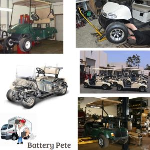 Golf Cart Parts and Services