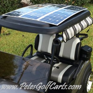 Golf Cart Solar Panel System 36v WM