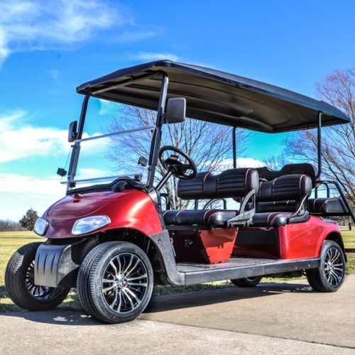 Golf Cart Stretch Kit Ezgo Rxv Gas