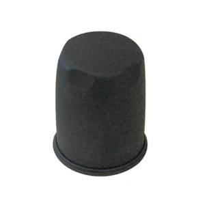 Golf Cart Wheel Center Cap Flat Black