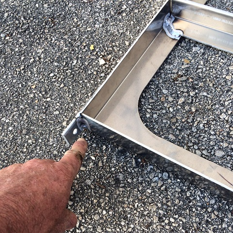 Ezgo Golf Cart Battery Tray Installation
