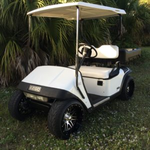 Ezgo Utility Golf Cart For Sale