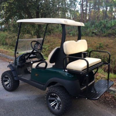 Club Car Golf Cart For Sale 2016 Fuel Injected Model