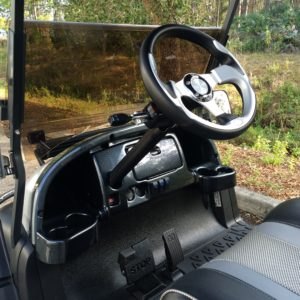 Custom Club Car Golf Cart For Sale 2016 Fuel Injected Model