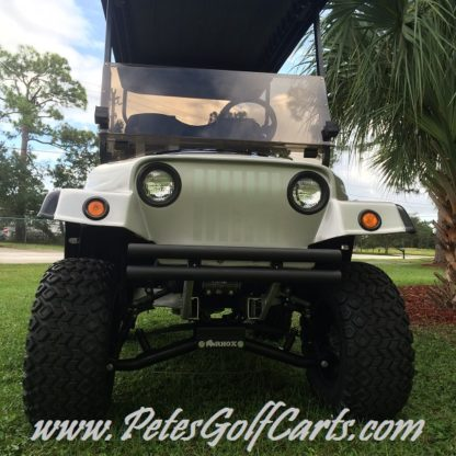 Jeep Golf Cart Custom 2016 Club Car Fuel Injected Model