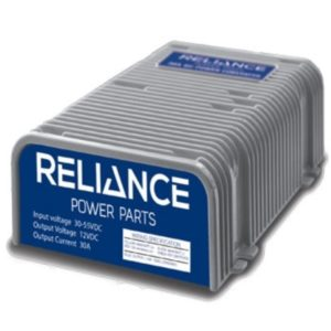 Reliance Golf Cart Voltage Reducer 3648 Volt 30 Amp Converter